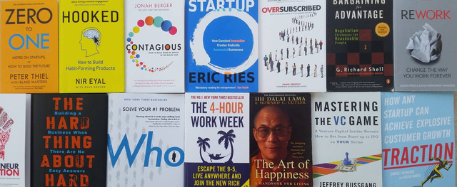 Sách dành cho nhà sáng lập startup
