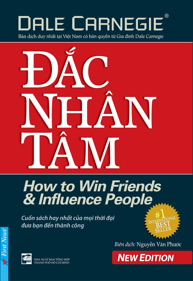 How to win friends and influence people (Đắc nhân tâm - Dale Carnegie)