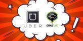 Cuộc chiến Uber và Grab