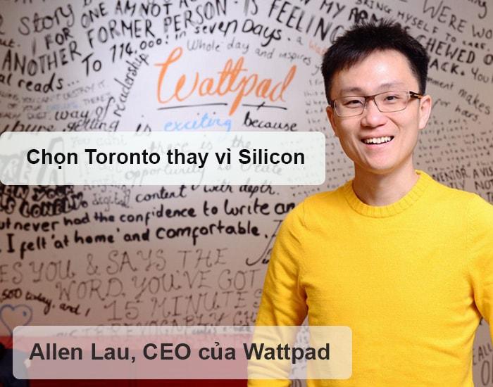 Toronto - môi trường khởi nghiệp trong mơ
