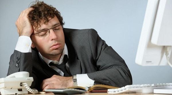 Khi nào triệu chứng mất ngủ trở thành bệnh 2