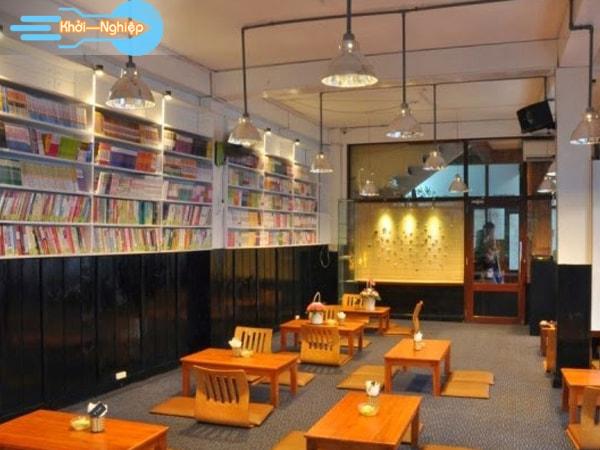 Mở quán cafe nhỏ cần bao nhiêu tiền
