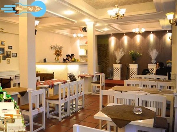 Kinh nghiệm mở quán cafe nhỏ cho người mới khởi nghiệp