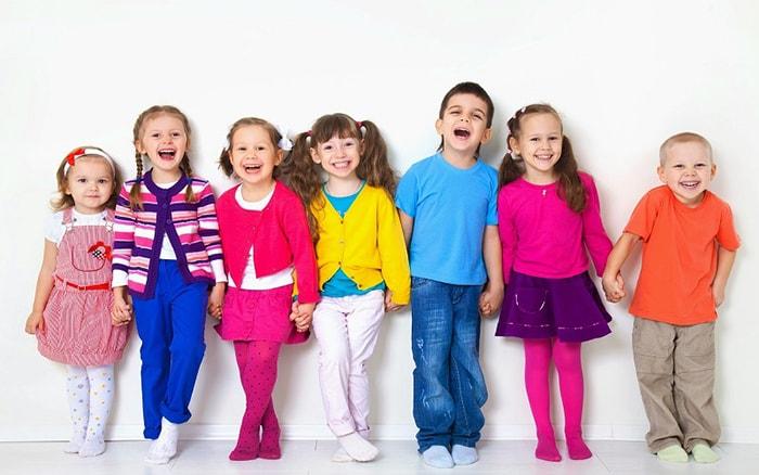 Quần áo trẻ em có thị trường rất lớn