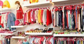 Mở shop bán quần áo trẻ em cần chuẩn bị những gì?