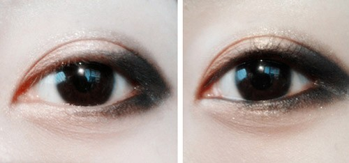 màu phấn mắt đẹp 5