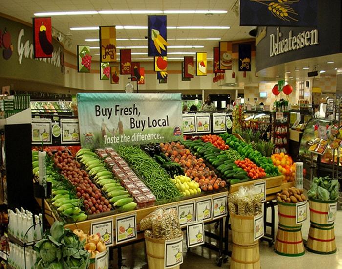 Mở cửa hàng kinh doanh thực phẩm sạch cần những gì?