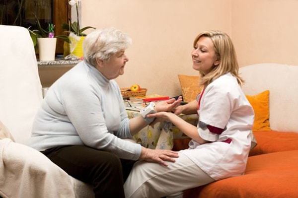 Dịch vụ cho người cao tuổi