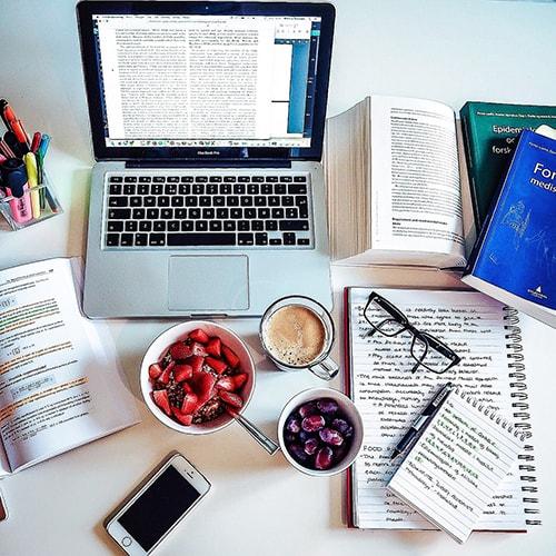 Học bài với tinh thần thoải mái hiệu quả hơn rất nhiều