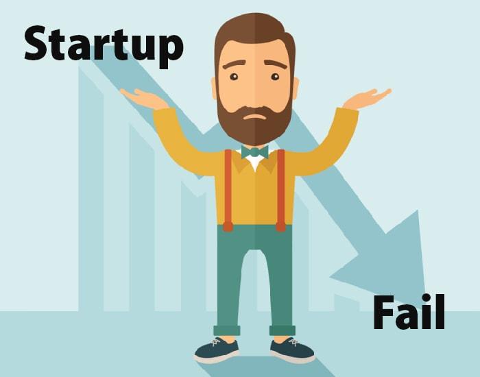 9 nguyên nhân chủ yếu dẫn tới thất bại của các doanh nghiệp startup