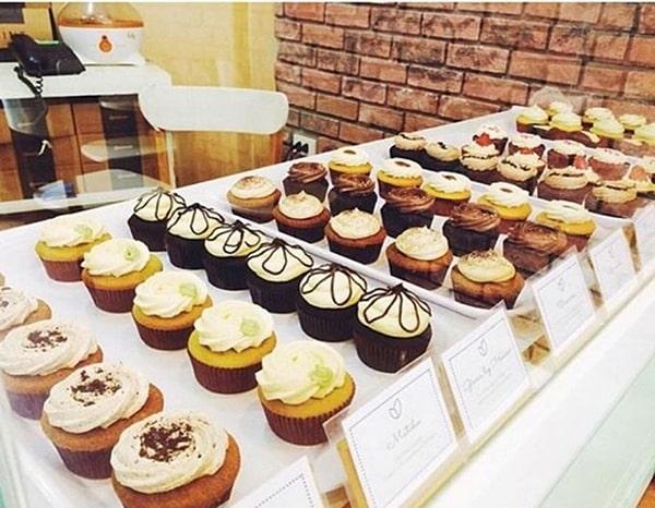 Mở mô hình kinh doanh bánh ngọt
