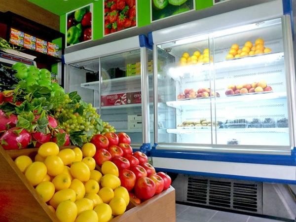 Kinh doanh cửa hàng trái cây nhỏ tại nhà