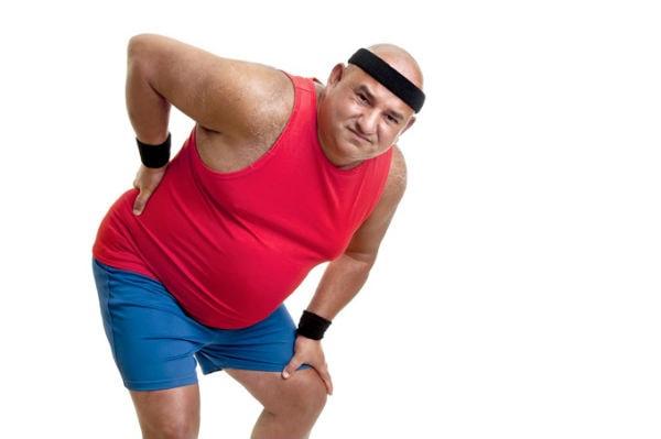 Nguyên nhân đau lưng do béo phì