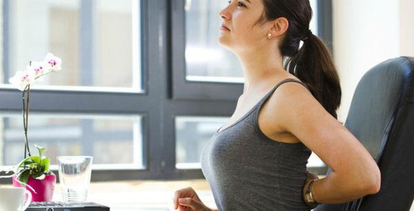 Nguyên nhân đau lưng do căng thẳng, stress