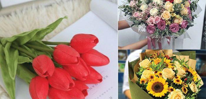 """""""Bỏ túi"""" những loại hoa tặng bạn gái 8/3 ý nghĩa nhất"""