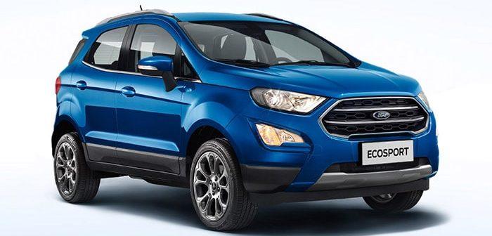 Đánh giá mẫu xe Ford Ecosport Titanium 2019