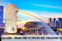 Gia Linh - Trung tâm tư vấn du học Singapore tại Hà Nội