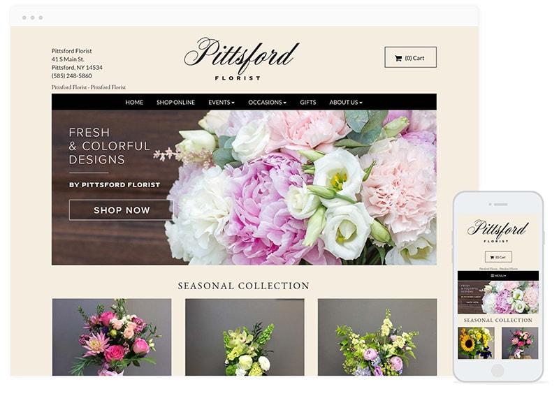 Lựa chọn hình thức kinh doanh hoa tươi online phù hợp