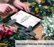 Khởi nghiệp bán hoa tươi online và những điều cần học