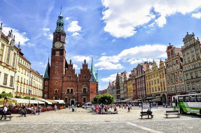 Đất nước Ba Lan xinh đẹp với nền giáo dục đạt chuẩn chất lượng