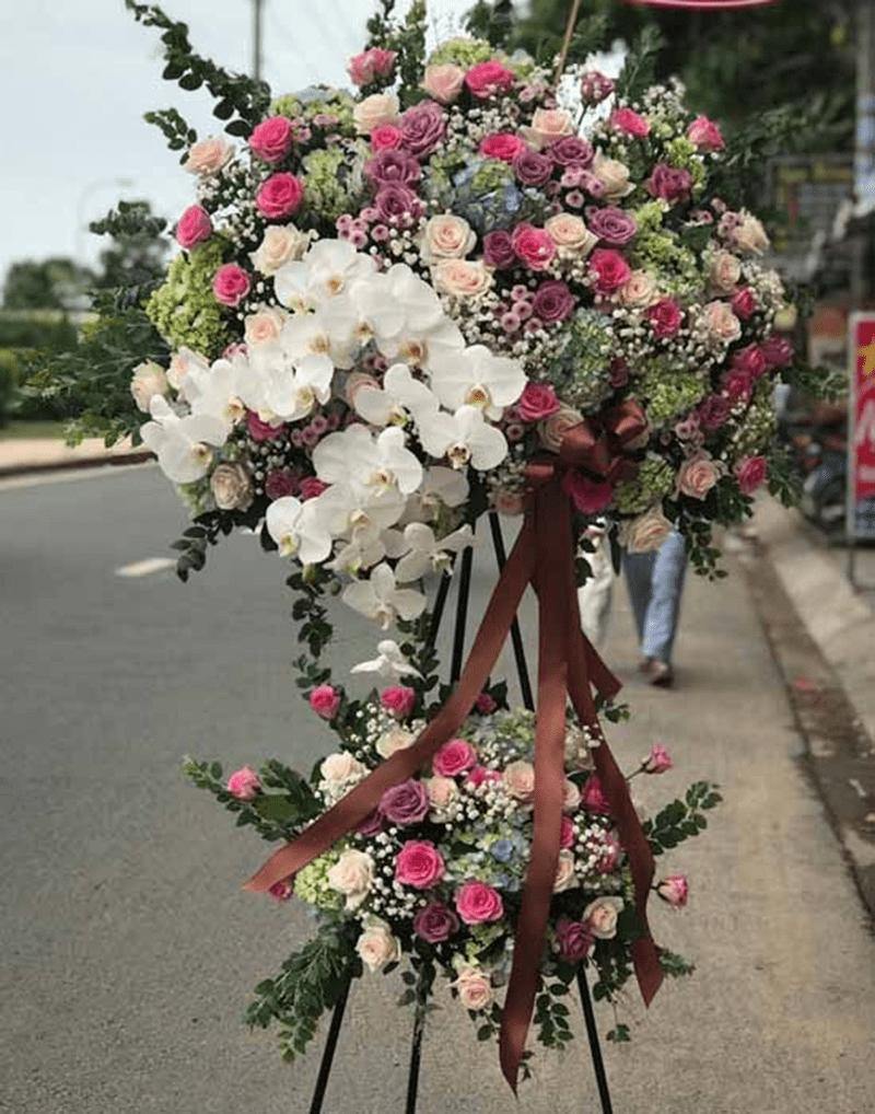 Hoa đẹp cho ngày khai trương
