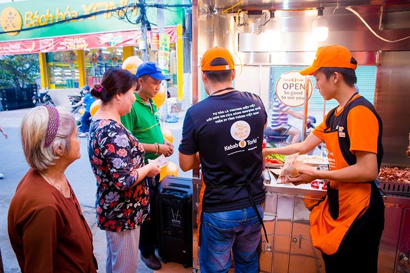 Cách bán bánh mì Thổ Nhĩ Kỳ hiệu quả, hút khách