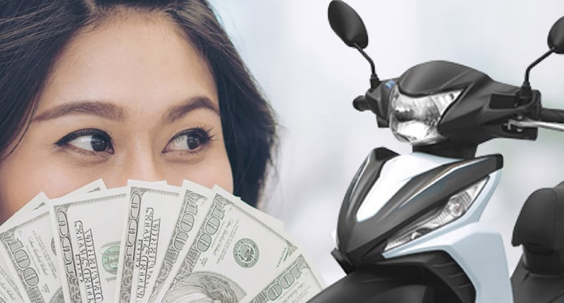 Cầm giấy tờ xe máy giúp bạn có được số tiền mình mong muốn nhanh hơn