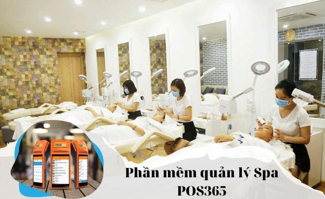 Phần mềm quản lý Spa POS365 mang đến hiệu quả kinh doanh vượt trội